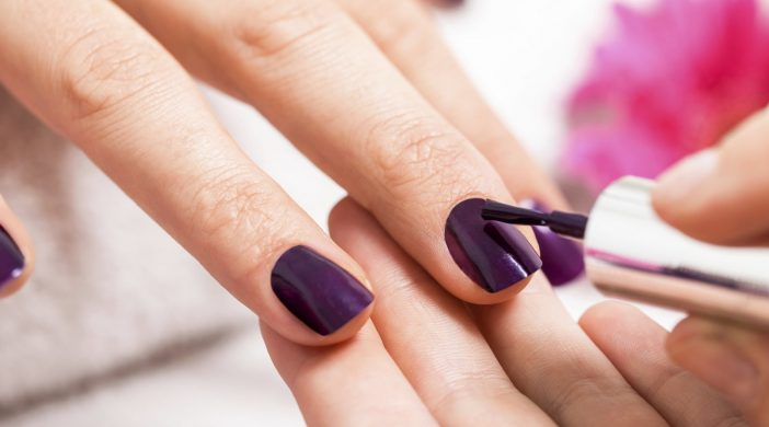 How To Make Dark Nail Polish Work In Summer Beauty